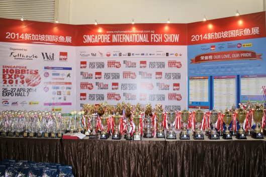 18th Singapore Koi Show & Championship 2014 Hosted together with Singapore International Fish Show