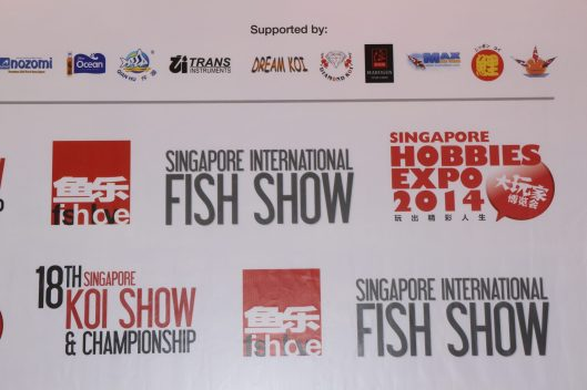 18th Singapore Koi Show & Championship 2014 Supported by Marugen Koi Farm and Pere Ocean