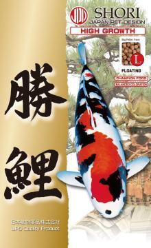 JPD Shori Colour Enhancement & High Growth Koi Food