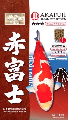 JPD Aka Fuji Super Premium Koi Food