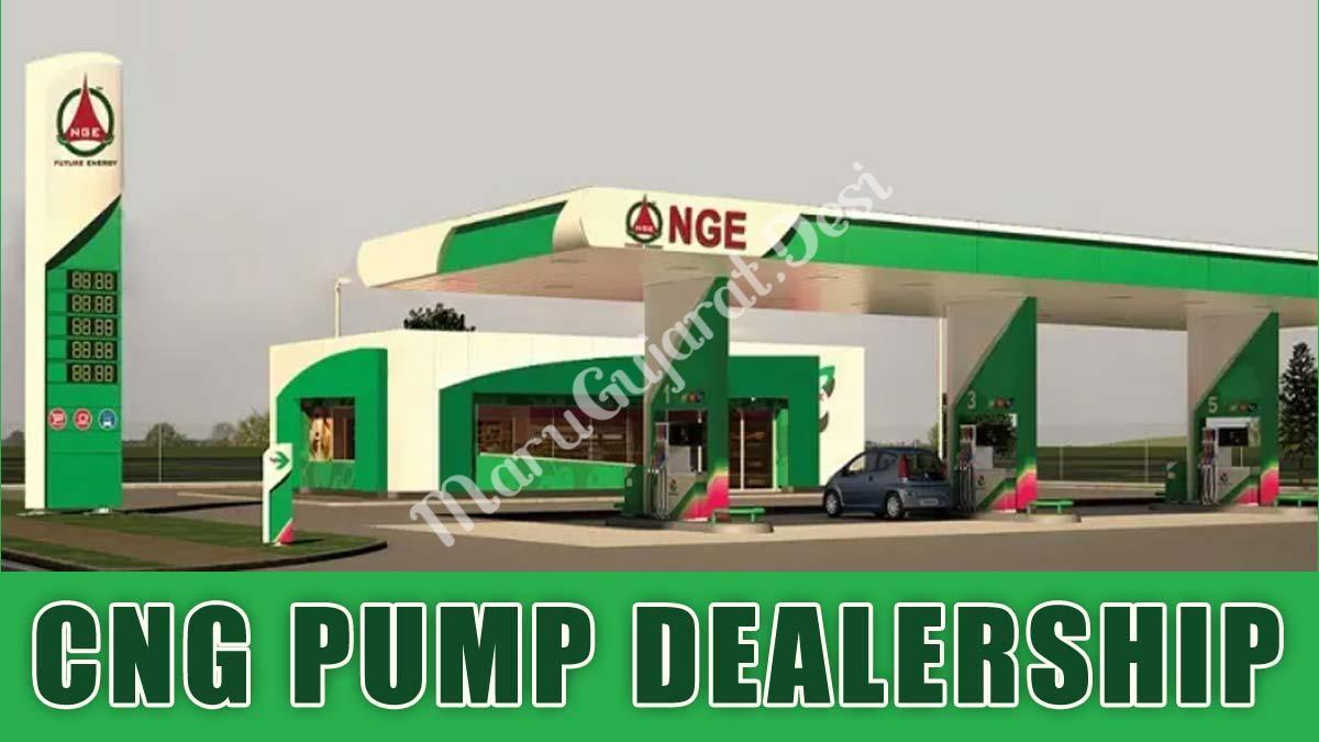CNG Pump Dealership 2021 Online Application Form & Licence Cost