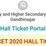 GUJCET 2020 - Exam Date, Application Form, Syllabus, Eligibility @ gujcet.gseb.org