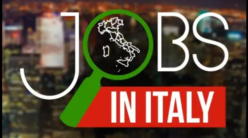 How to get jobs in Italy 2021 ? Highest paying jobs in italy 2021