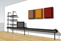 Modern Entertainment Center Furniture   Obsidiansmaze