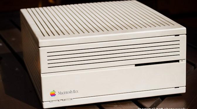 宝物 Macintosh IIcx