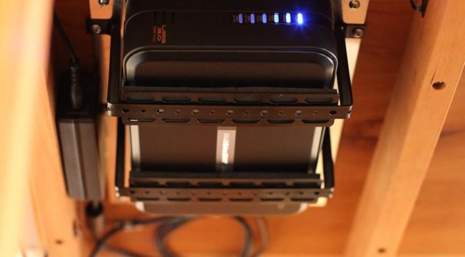 HDD増設計画(設置編)