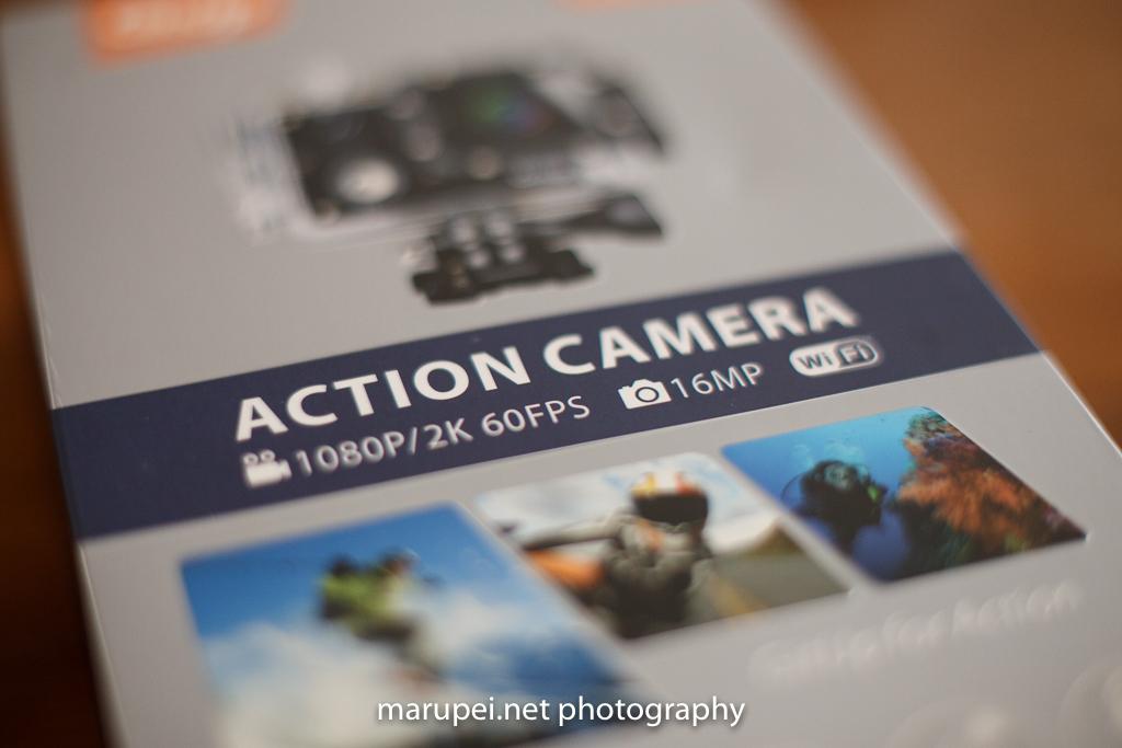アクションカメラ GitUp Git2 (1/3)