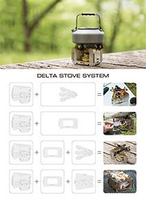 deltastove system catalog