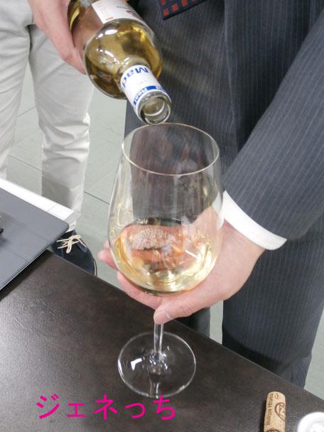 マイワインクラブの白ワイン