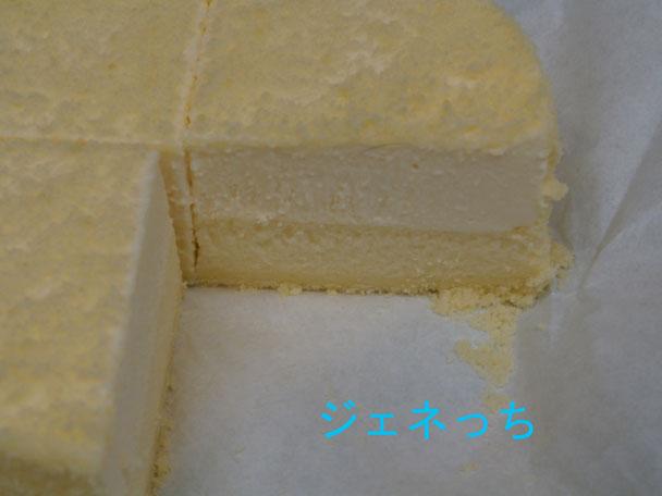 ルタオのチーズケーキ