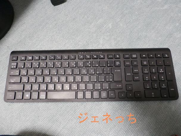 ENVYPhoenix810キーボード