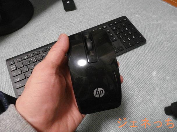 ENVYPhoenix810マウス手に持