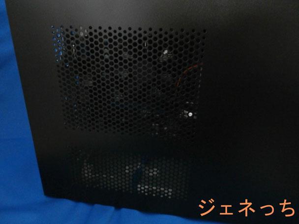 LM-AR312B左側面給気口