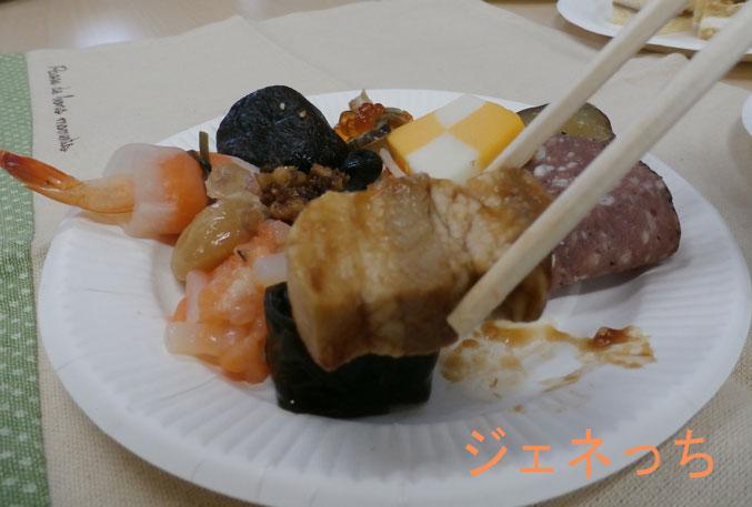 彩華千和風おせち豚角煮