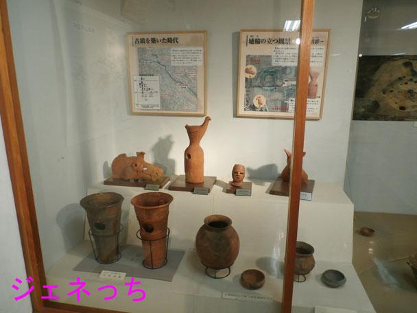 騎西城資料館古墳時代