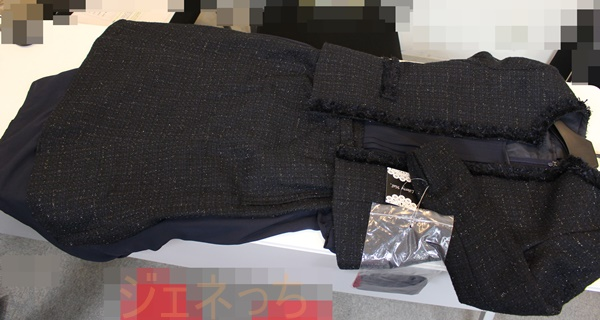 ロングワンピ3点レディセットスーツ ジャケット、スカート、ワンピ