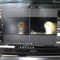DAIV-NG5720S1 花火編集