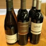 【FOOVER厳選】フレンチレストランで採用されている赤白ワイン3本セット