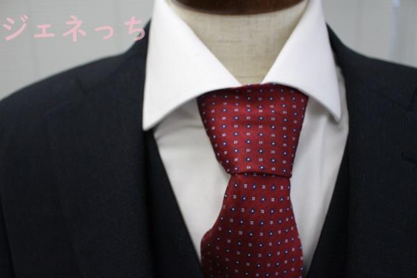 Suit yaのオーダースーツと、シャツと、ネクタイ