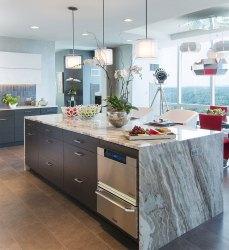 fantasy brown quartzite kitchen countertops granite island edge soft surface marble antolini stone tile mitered inspiration primestones beyond information dream