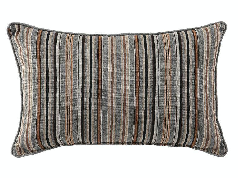 cultivate stone sunbrella 20 x 12 in lumbar pillow