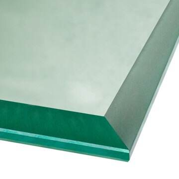 beveled glass dulles glass and mirror