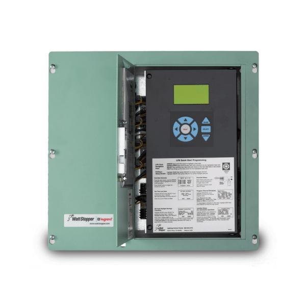 lp8 peanut lighting control panel 115 277v by wattstopper