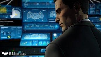 Image de Batman: A Telltale Games Series avec la Batcave