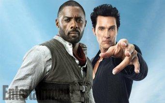 Photo de La Tour Sombre avec Idris Elba et Matthew McConaughey