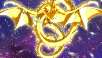 Image de Dragon Ball Super avec Super Shenron