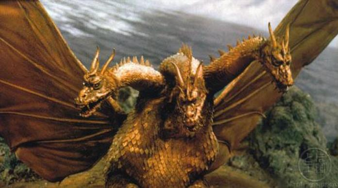 Photo de King Ghidorah