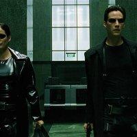 Matrix 4 : Keanu Reeves, Carrie-Anne Moss et Lana Wachowski en sont