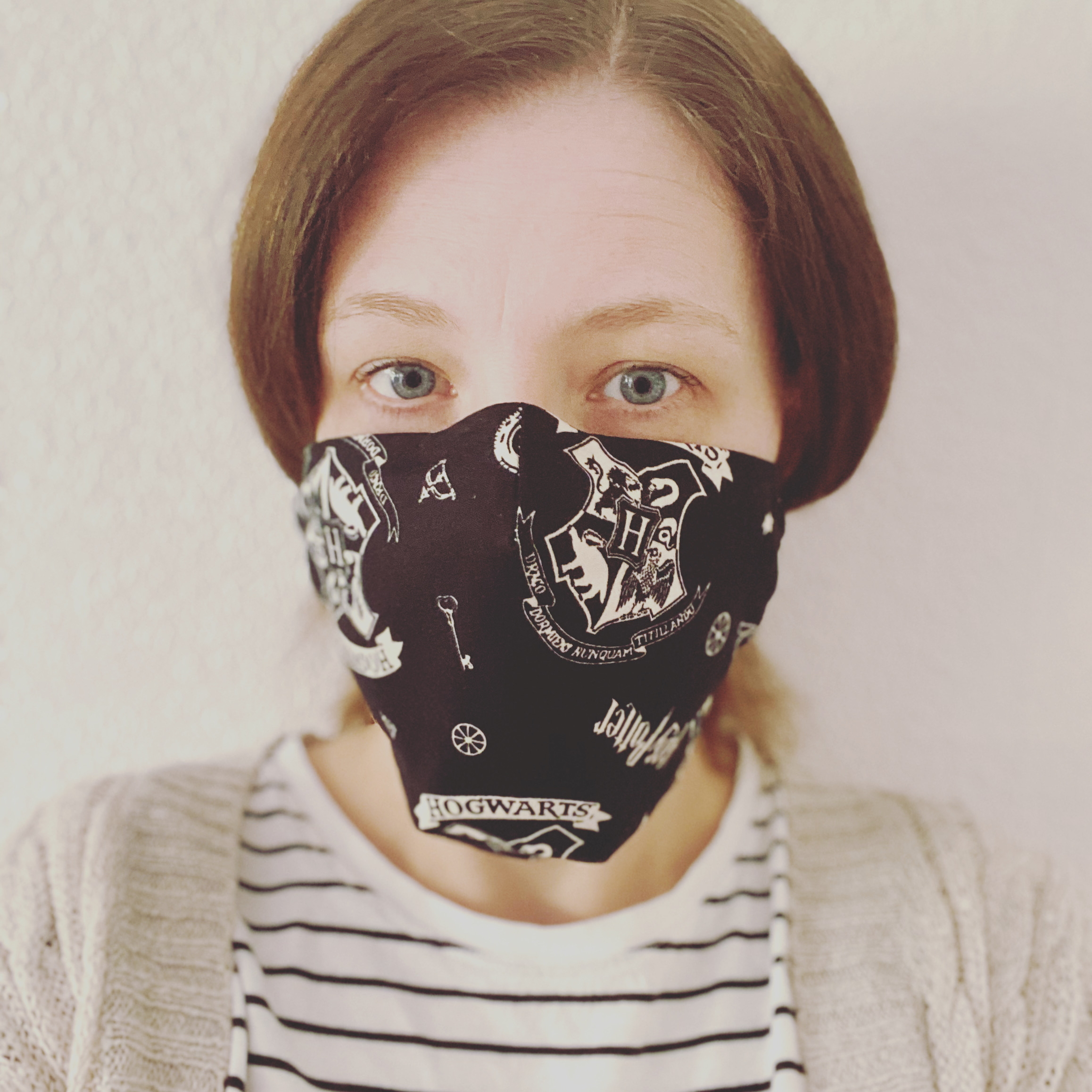 Sewing Face Masks | The Marvellous Mrs Maus
