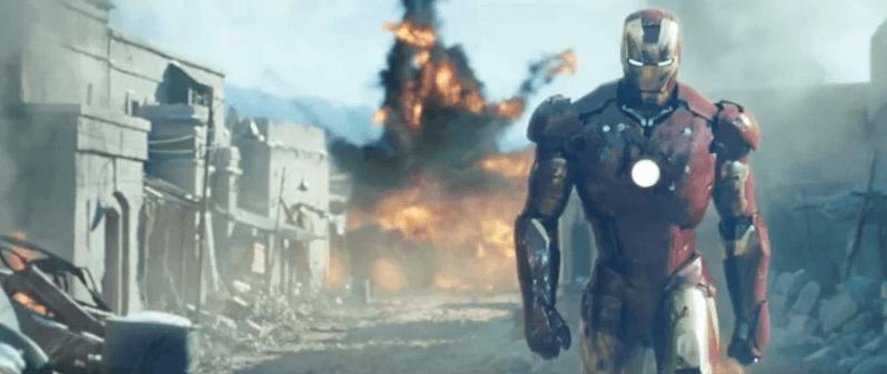 #1 Iron Man 2008