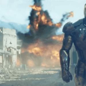 Iron Man 2008 - The First Movie