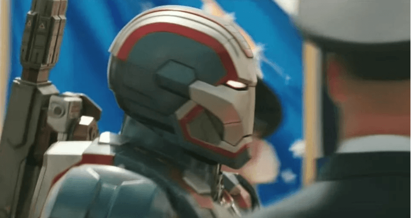 #7 Iron Man 3 2013