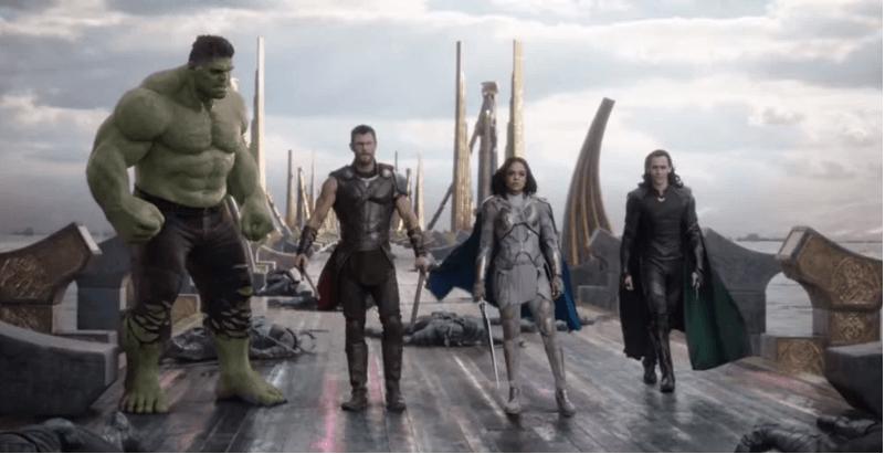 #17 Thor: Ragnarok