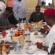 Nigerian President, Muhammadu Buhari host govs