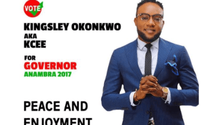 Kcee anambra governorship election