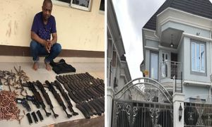 Nigerian Police Inspector General, Evans the Kidnapper