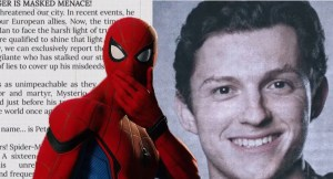 spiderman history