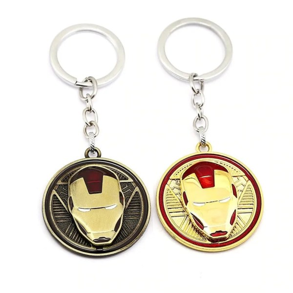 iron man keychain - marvelofficial.com