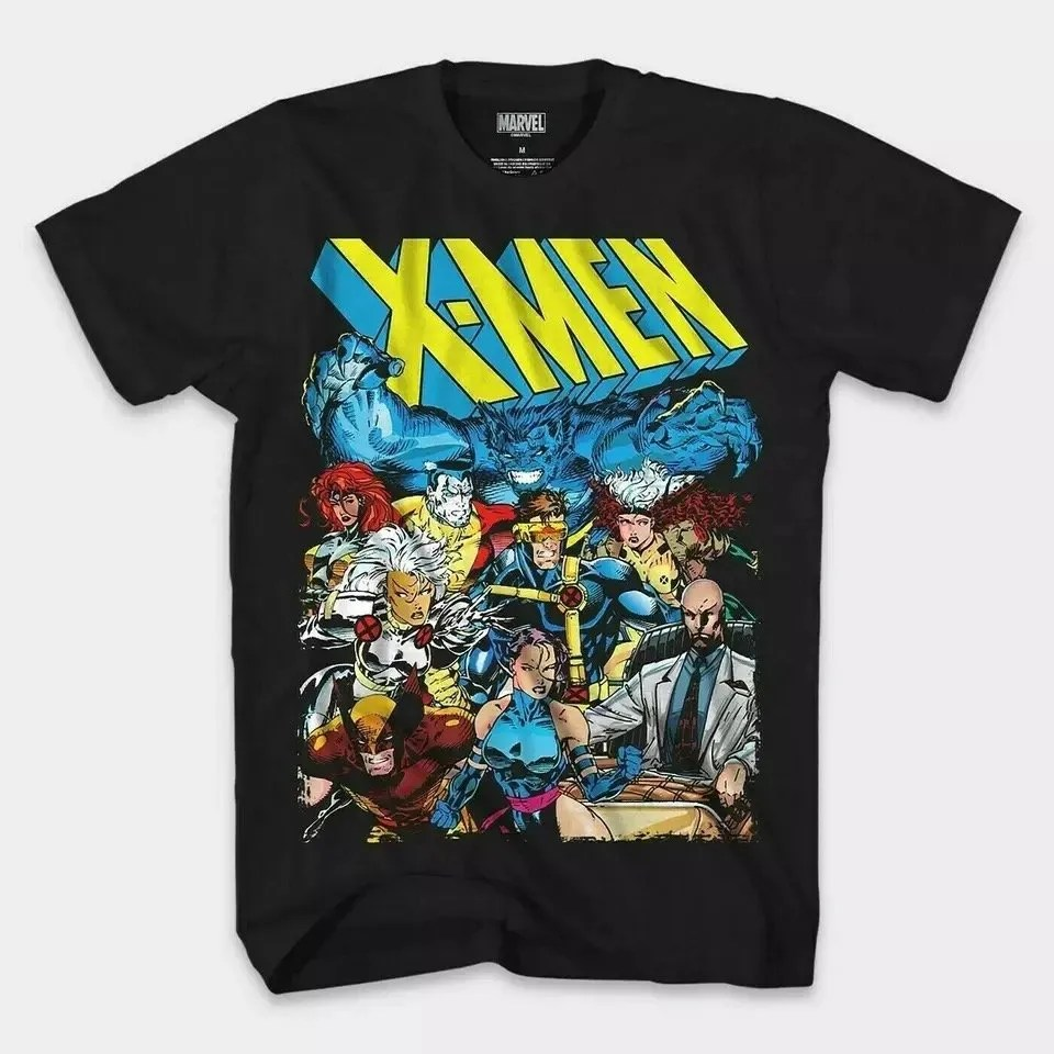 Marvel comics x-men t-shirt - Marvelofficial.com