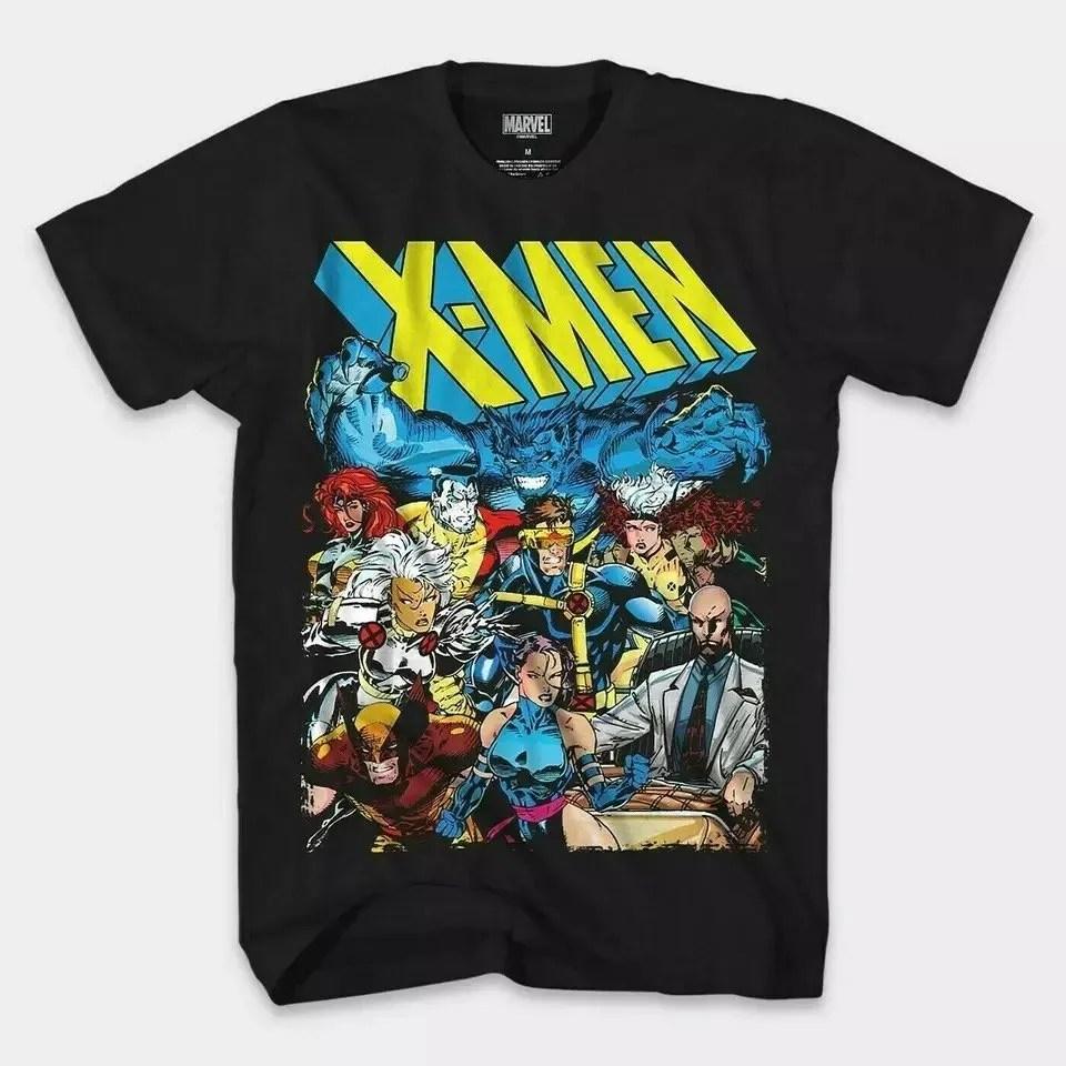 Marvel comics x-men t-shirt - Marvelofficial.com