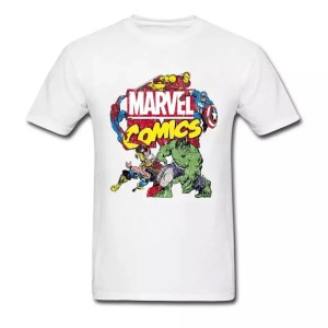 Marvel comics t-shirt - marvelofficial.com
