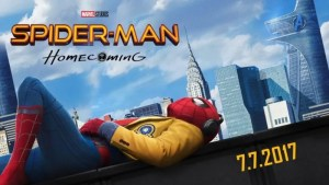Spider-man: Homecoming best marvel movies banner movie poster - marvelofficial.com