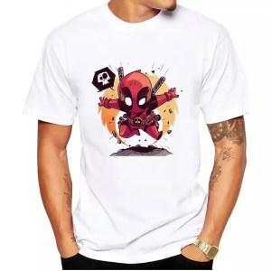 Marvel Deadpool Comic T-Shirt - marvelofficial.com