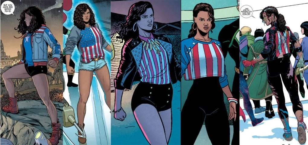Marvel America Chavez - Marvelofficial.com