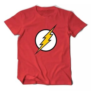 Marvel Flash Logo T-Shirt - Marvelofficial.com
