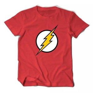 Marvel Flash Logo T-Shirt - Marvelofficial.com